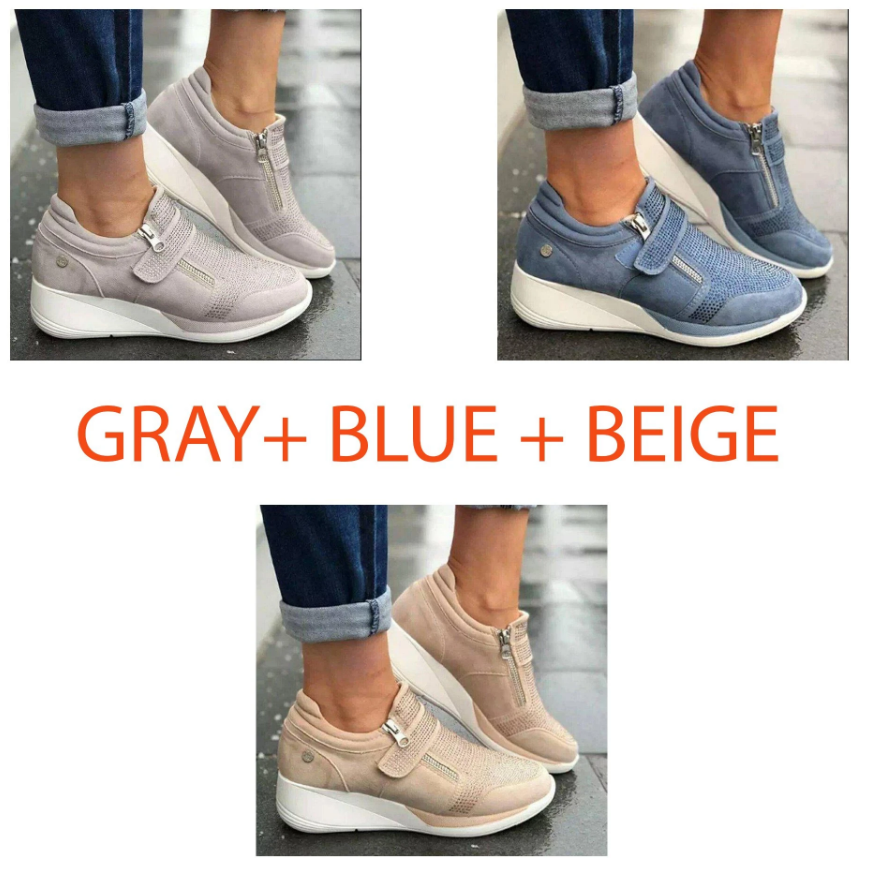 COMFY™ - ELEGANT ORTHOPEDIC COMFORTABLE SHOES