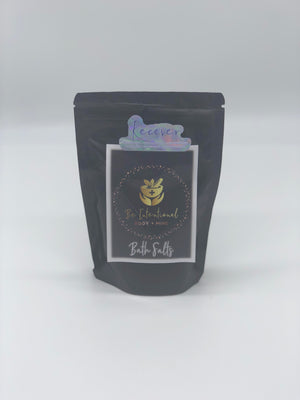 Load image into Gallery viewer, Recover 7 oz. Bath Salts 200MG CBD