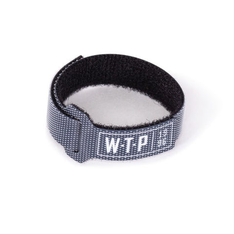 WTP Velcro cable strap Black (10)