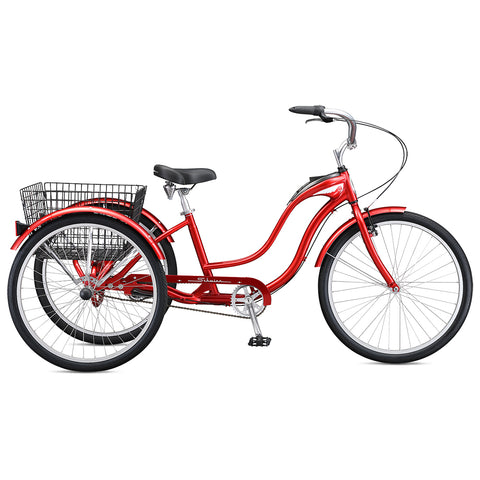 Schwinn TownCountry-RED