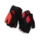 Giro Strade Dure Supergel Gloves  Black Bright Red