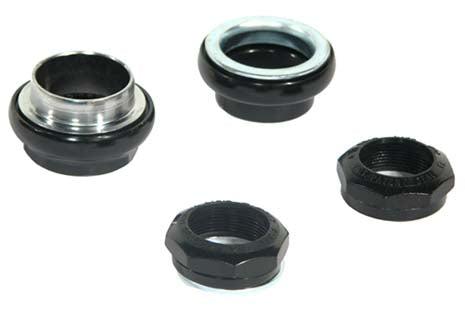 "H/SET 1"" 21&22 TOP NUT BLK"