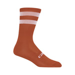 Giro Comp Racer High Rise Socks - Bright Red