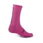 Giro HRC Team Socks - Bright Pink