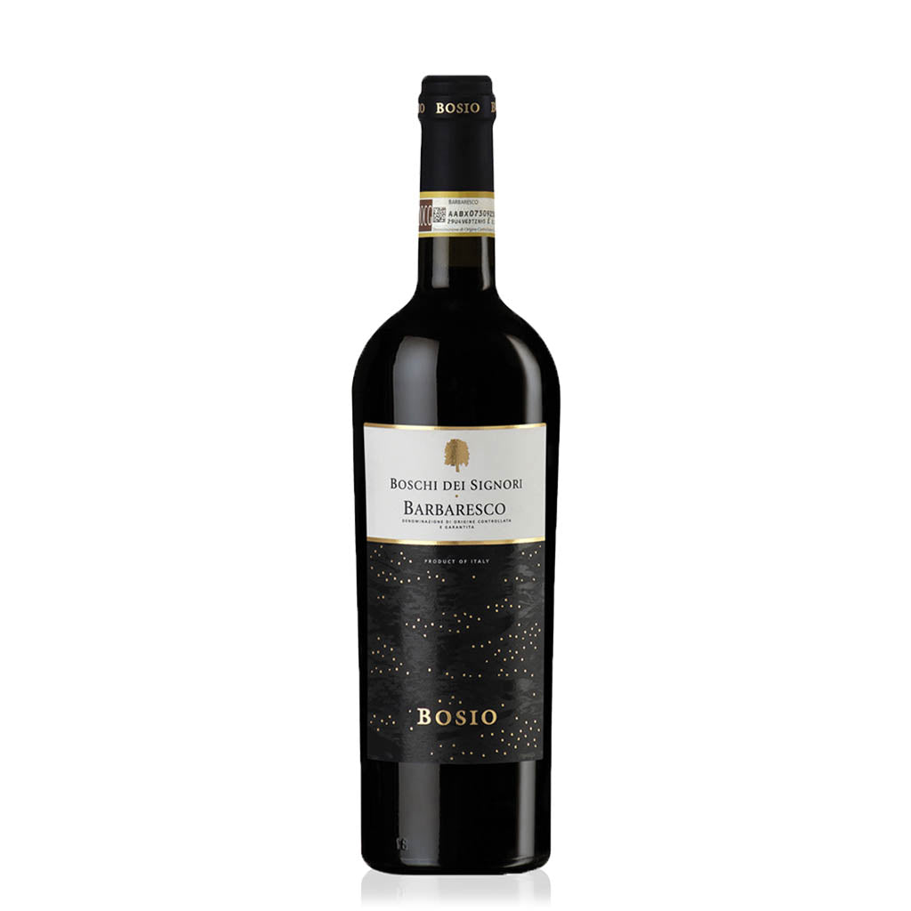 Bosio - Barberesco DOCG 2016