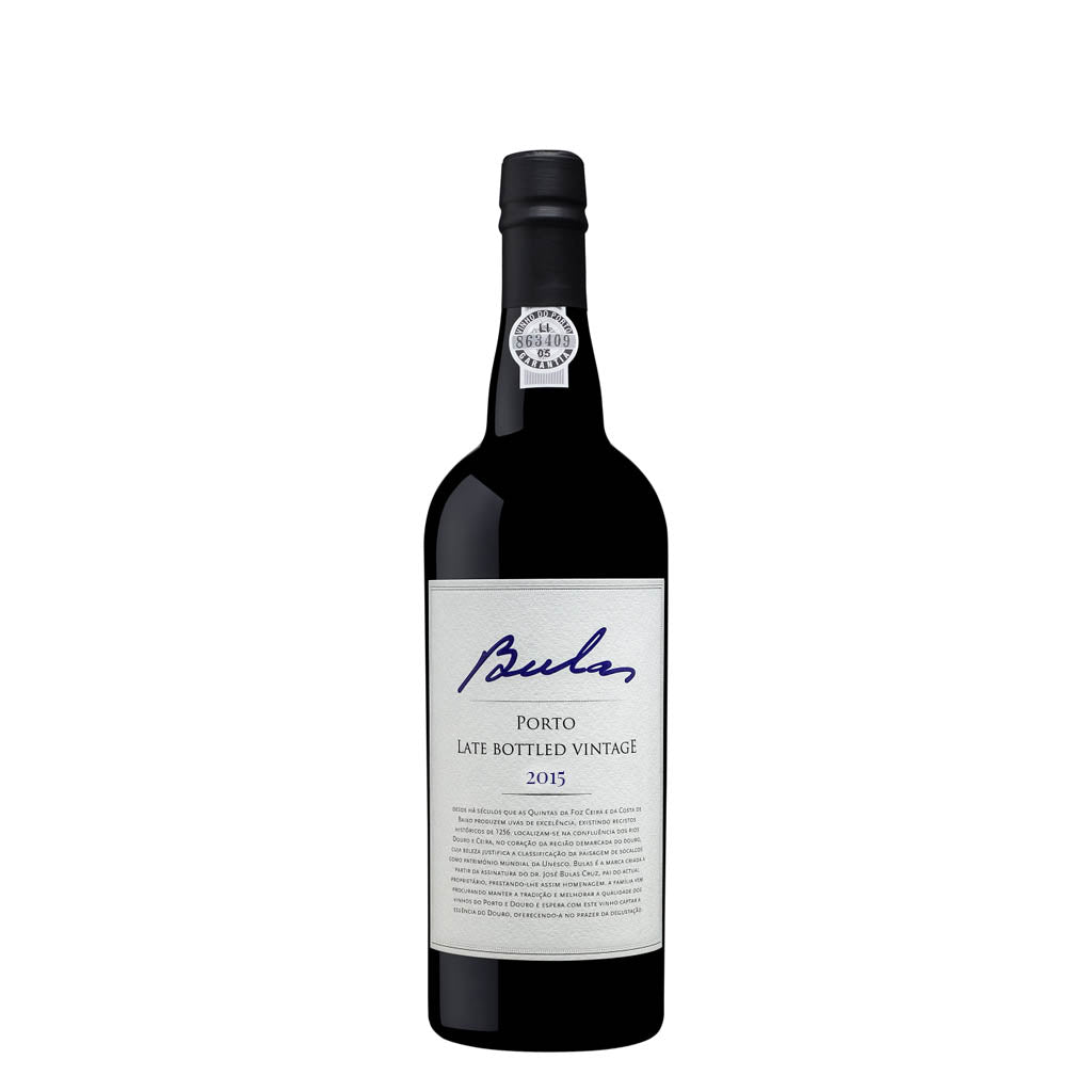 Bulas - Late Bottled Vintage (LBV) 2015 - Portvin