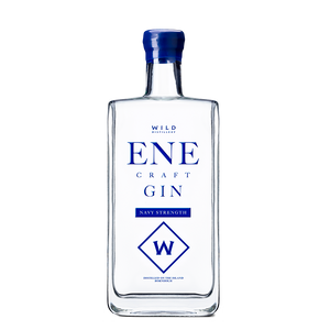 Wild Distillery - Ene Craft Navy Strength Økologisk Gin