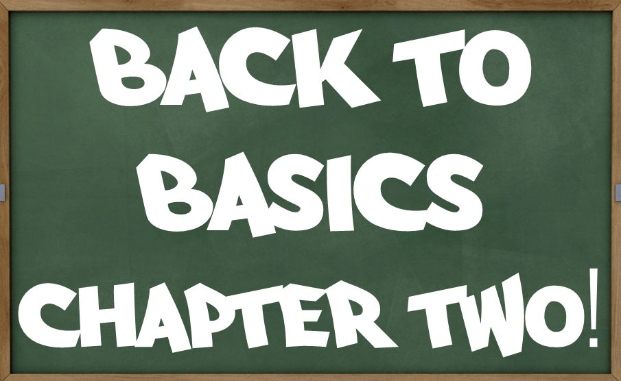 Back to Basics - Chapter 2 - Airsoft Essentials