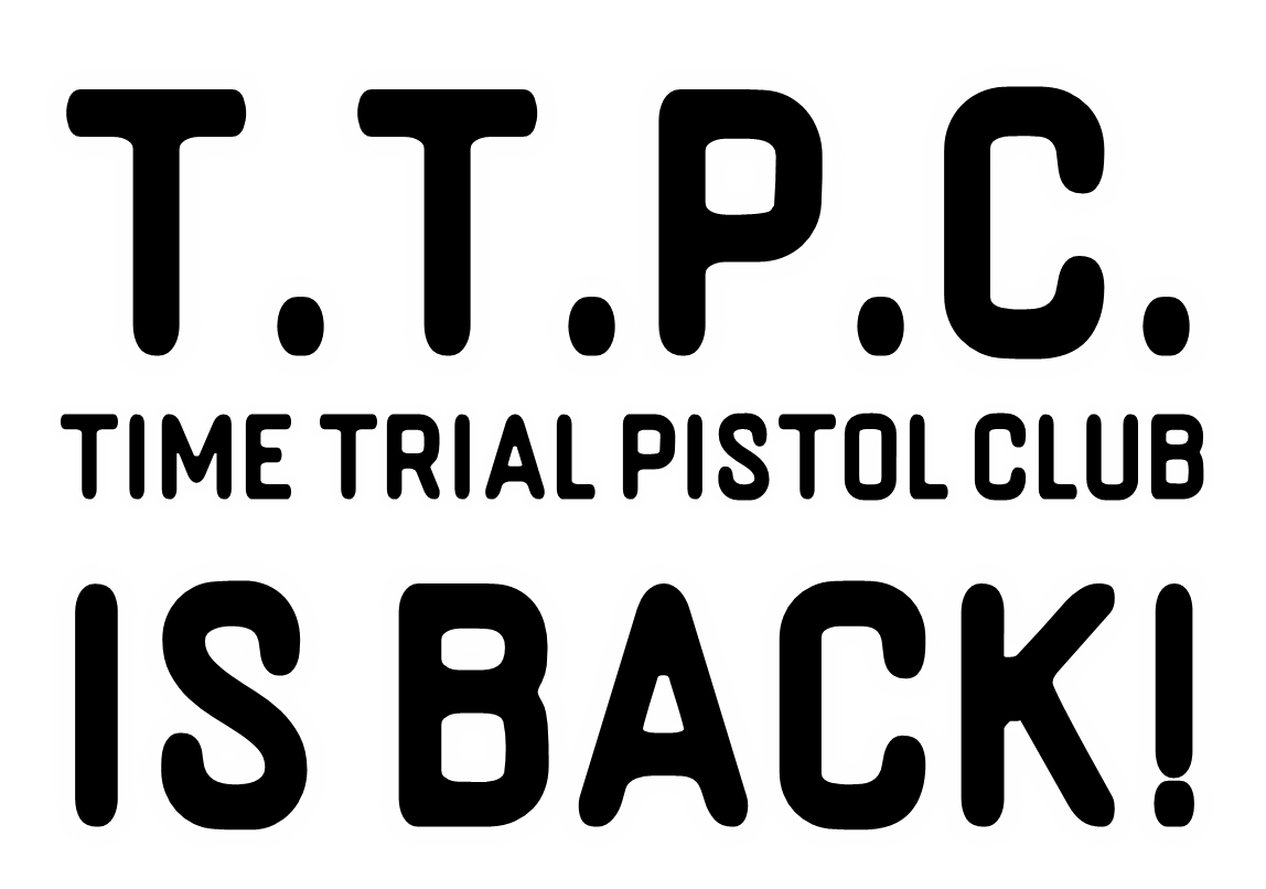 PISTOL CLUB IS BACK!!