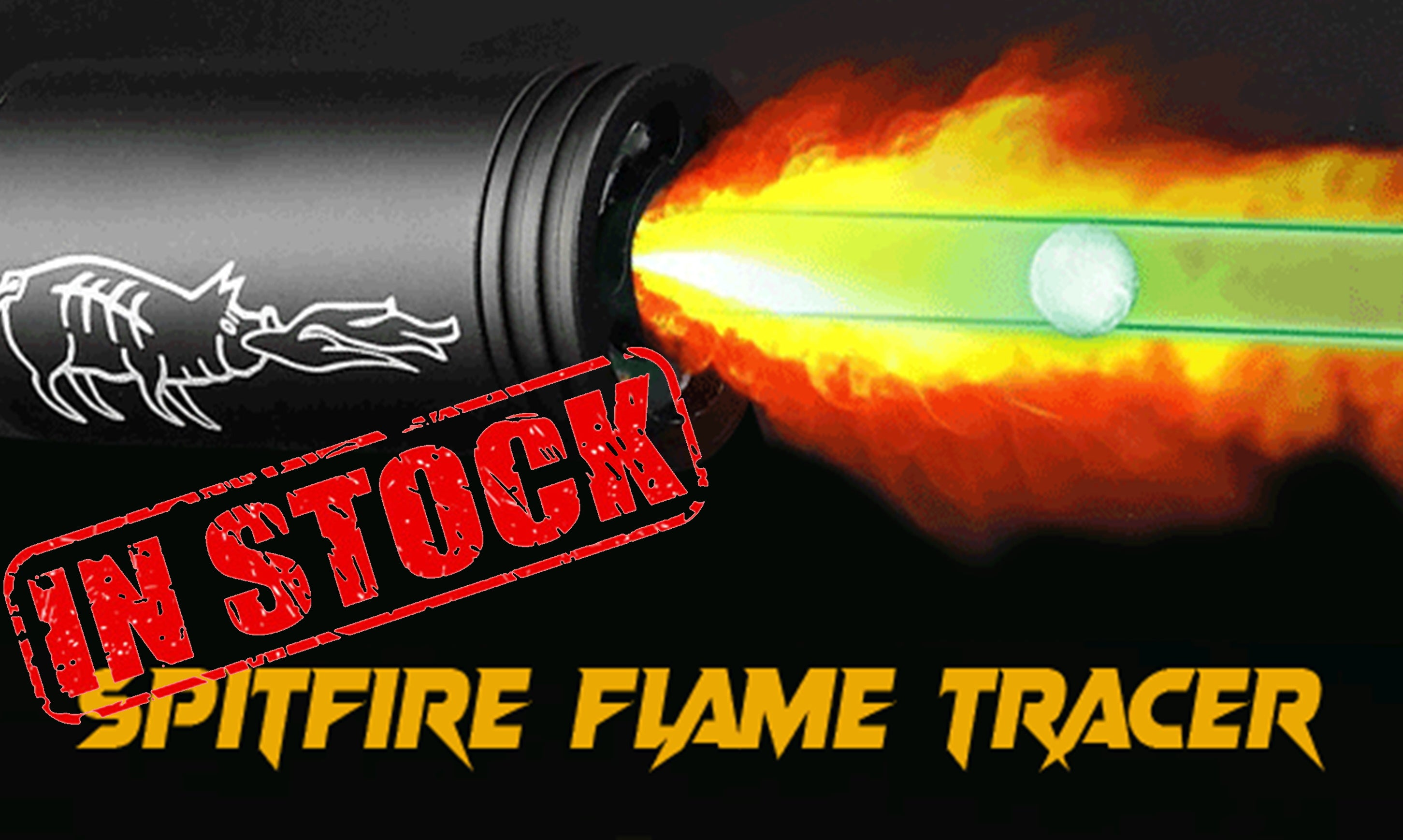 Our Favourite New Accessory - WoSport Spitfire Flame Tracer Review