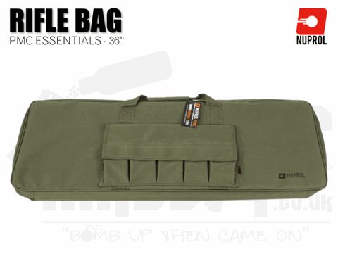AIRSOFT RIFLE BAG