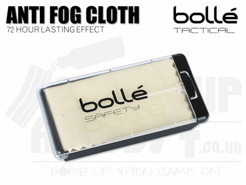 BOLLE ANTI-FOG CLOTH