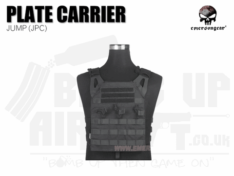 Emerson Gear Jump Plate Carrier