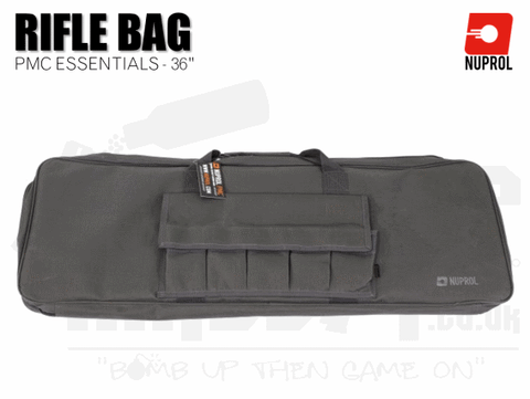cheap airsoft rifle bag