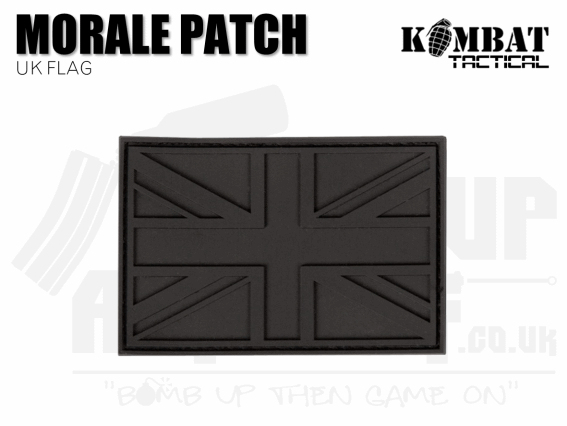 UK FLAG AIRSOFT PATCH