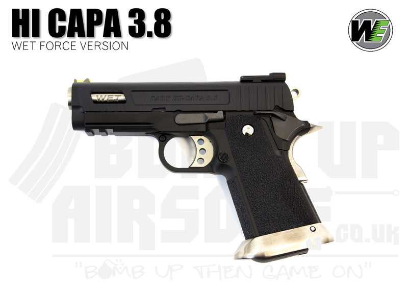 WE E-Force Hi-Capa 3.8 - GBB Airsoft Pistol