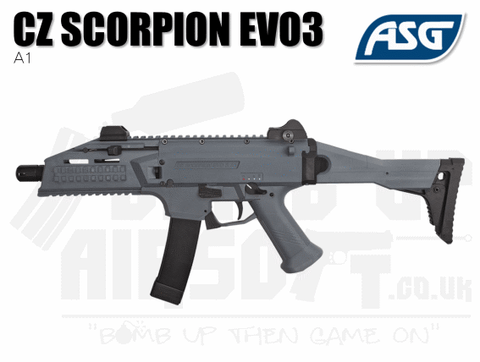 Scorpion Evo Grey
