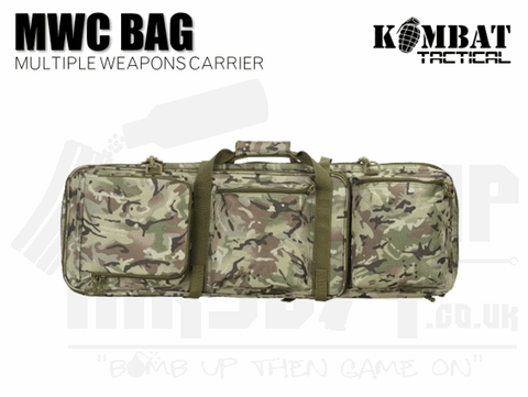 Kombat UK Multiple Weapon Carrier