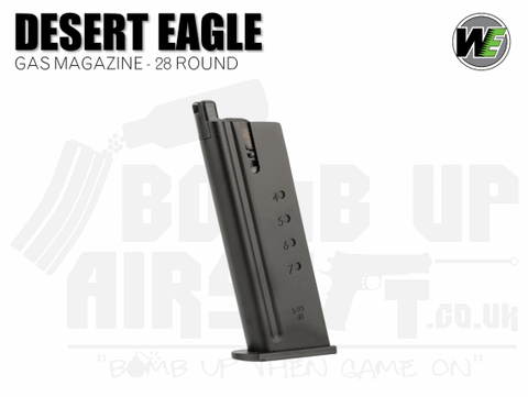 Spare mag for cybergun desert eagle