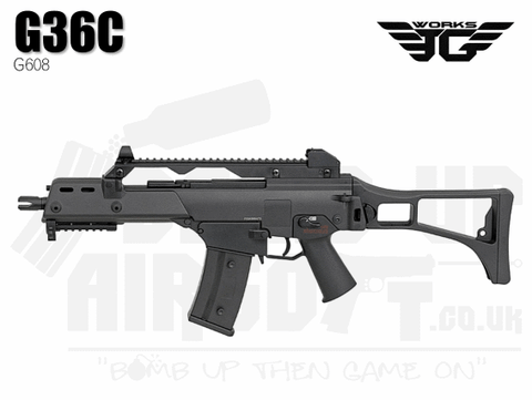 JG Works G36C Airsoft Rifle