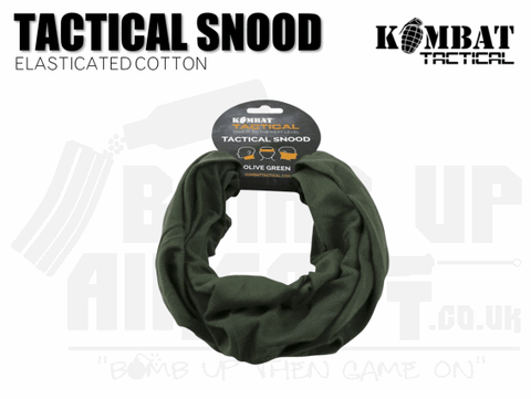 OD GREEN AIRSOFT SNOOD