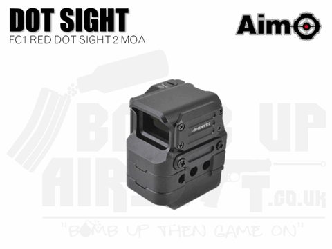 Aim-O FC1 Red Dot Sight 2 MOA Reflex Sight 1x Holo Sight