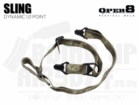 Oper8 Dynamic 1 or 2 Point Sling - Atac FG