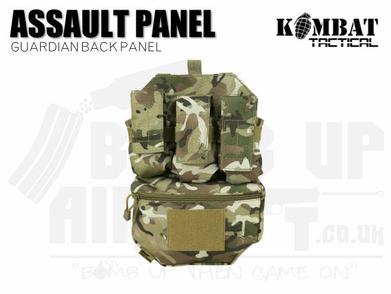 Kombat UK Guardian Assault Panel