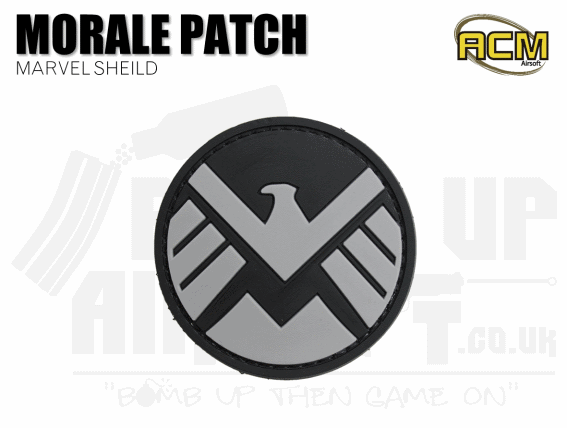 MARVEL MORALE PATCH
