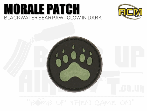 Bear Paw morale patch