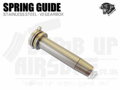 ZCI Bearing Stainless Spring Guide V2