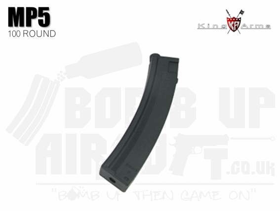 KING ARMS MP5 MAG