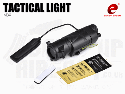 ELEMENT AIRSOFT TORCH