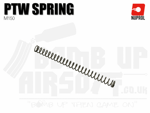 Nuprol M150 PTW Spring