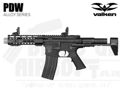 VALKEN PDW AIRSOFT RIFLE