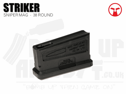 Ares Striker Magazine 38 Rounds