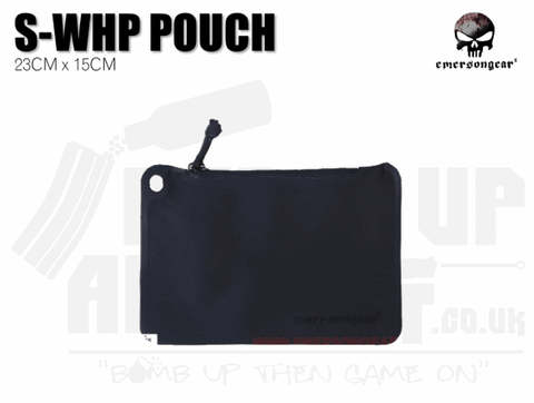 Emerson Gear S-WHP Pouch (23x15cm) - Black