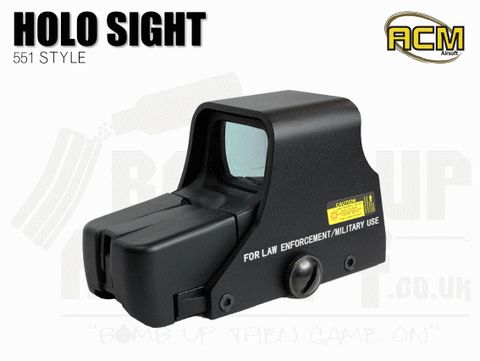 ACM 551 Holo Sight