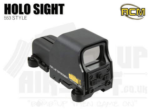 ACM 553 Holo Sight