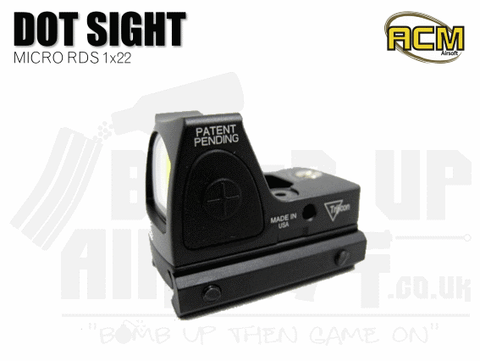 ACM 1x22 RDS Sight
