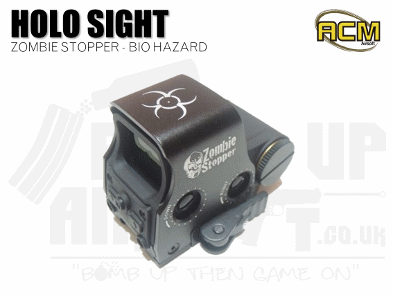 ACM Zombie Stopper Holo Sight