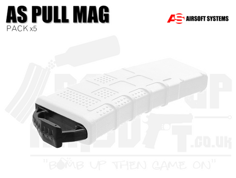Airsoft Systems AS Pull Mag - Pack of 5