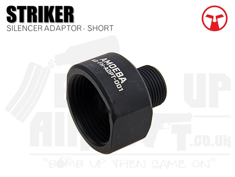 Ares Amoeba Striker Silencer Adaptor - Short