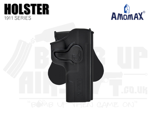 AmoMax Holster - 1911 Series - Black