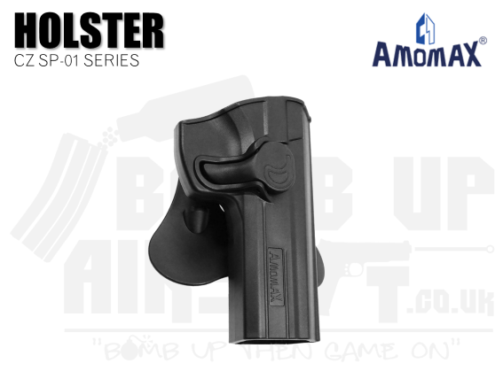 AmoMax Holster - SP01 Shadow - Black