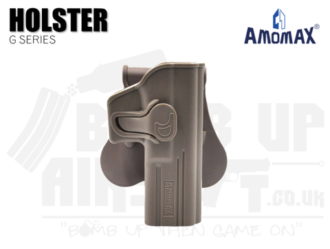 AmoMax Holster - G Series - Tan