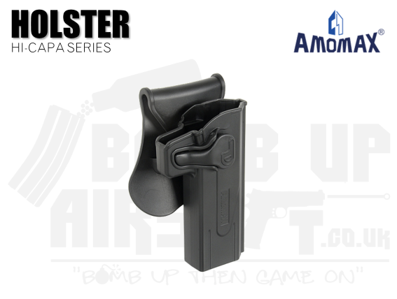 AmoMax Holster - Hi-Capa Series - Black