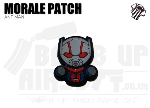Ant Man Mini PVC Patch