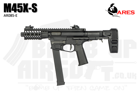 Ares M45X-S With EFCS Gearbox AEG