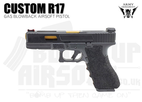 Army Armament Custom Series R17 GBB Airsoft Pistol
